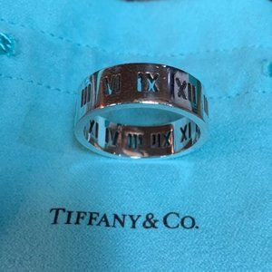 Tiffany & Co. Men's The Atlas Collection